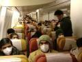 એર ઈન્ડિયાનું વિમાન 324 ભારતીયો લઈને વુહાનથી દિલ્હી પહોંચ્યું, ચીનમાં મોતનો આંક 259એ પહોંચ્યો
