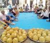 જામનગરમાં મોદક સ્પર્ધા, ભાણવડના 67 વર્ષના વૃદ્ધ 9 લાડું ખાઇ જીત્યા