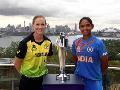 મહિલા T-20 વિશ્વકપ: પ્રથમ મેચ ભારત-ઓસ્ટ્રેલિયા વચ્ચે રમાશે