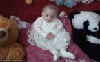 આઠ વર્ષની બાળકીનું વૃદ્ધાવસ્થાને કારણે મૃત્યુ થયું