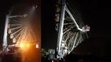 સુરત: મોરા ખાતે મેળામાંચકડોળમાં  બેરિંગ તૂટતા 50 લોકો ફસાયા હતા, ફાયર વિભાગે કર્યું રેસ્ક્યૂ
